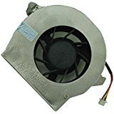 CPU Cooling Fan for Toshiba Satellite 1900 1905 Series New Notebook Replacement Accessories P/N DFC501005H70T DC5V ()