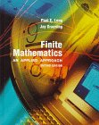 Finite Mathematics: An Applied Approach (2nd Edition)