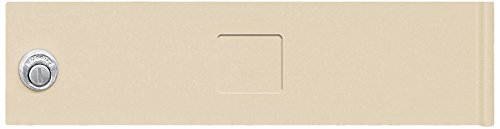 Salsbury Industries 3451SAN Replacement Door and Lock Standard MB1 Size for 4C Pedestal Mailbox with Keys, Sandstone by Salsbury Industries