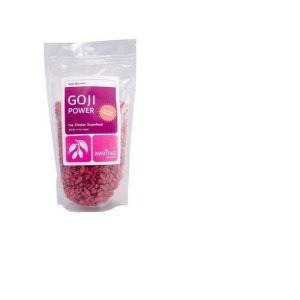 Navitas Naturals Organic Sun Dried Goji Berries, 4 Ounce -- 12 per case. by Navitas Naturals