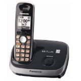 Panasonic KX-TG6511B DECT 6.0 PLUS Expandable Digital Cordless - One Line Portable Phone