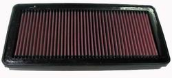 K&N ENGINEERING 33-2178 Air Filter; Panel; H-0.938 in.; L-6.25 in.; W-12.75 in.;
