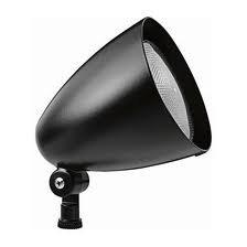 Rab #HB101-B Bullet Shaped Floodlight Fixture, w/out 150W PAR38 lamp, 120 volt, ()