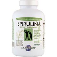 Earthrise Spirulina Natural Tablet, 500 Mg - 360 per pack - 3 packs per case. by Earthrise