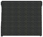 Nissan Pathfinder Custom-Fit All-Weather Rubber Floor Mats Cargo Area - Fits Cargo Area With 3rd Seat Folded Flat - Black (2005 05 2006 06 2007 07 ) AMS0UM6435161||801QT9ZT