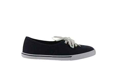 Liz Claiborne Shoes - Liz Claiborne NY Lace-up Slip-on Sneakers Navy 7.5M New A254889
