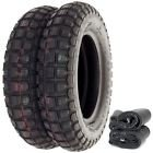 Bridgestone TW Trail Wing Tire Set - Honda CT70 1969-1982 - Tires and Tubes