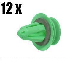 for Mercedes w140 w163 Interior Trim Clip set (x12 clips)