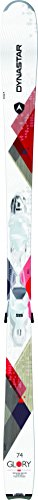 [2016 Dynastar Glory 74 XPress Women's Skis w/ XPress Bindings (149)] (Dynastar Alpine Skis)
