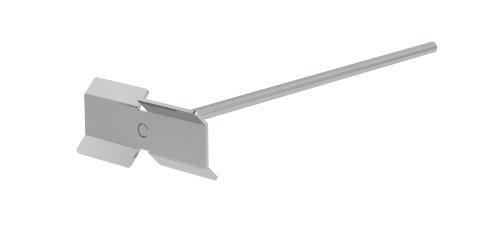 Caulk 5 Gallon Pail (Albion Engineering 381-G03 Stand-Up Wide Blade Bulk Caulk Catalyst Mixer for 5 gal Pails)