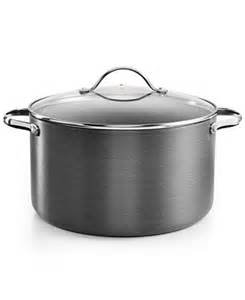 (Tools of the Trade Hard-Anodized 8-Qt. Casserole with Lid)