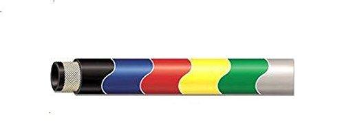Gates 32011125 Type C Nitrile Lock-On Plus Air and Multi-Purpose Hose, 300 Maximum Pressure, 300' Length.25