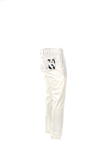 Pantalone Uomo At.p.co 44 Bianco A141jack02 B2552/t07 Primavera Estate 2017