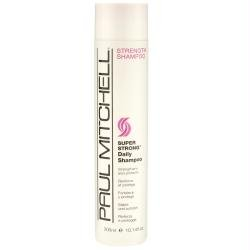 Super Strong Daily Shampoo 10.1 Oz Haircare By: Paul Mitchell