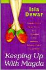 book cover of Keeping Up with Magda