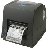 CITIZEN SYSTEMS CL-S621-GRY CLS621 DT/TT,203DPI,DKGREY/BLK CL-S621 Direct Thermal-Thermal Transfer Printer (203 dpi) - Color: Dark -