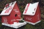 North Carolina State Birdhouse For Sale