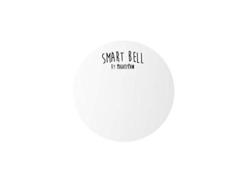 Mighty Paw Smart Bell 2.0 Activator ONLY Add On, Extra Activator Piece for Your Smart Bell 2.0 Set (White, Activator Only)