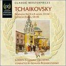 Symphony 5 in E Minor Op 64 / Capriccio Italien
