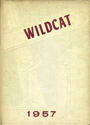 (Custom Reprint) Yearbook: 1957 Winchester High School - Wildcat Yearbook (Winchester, IL)