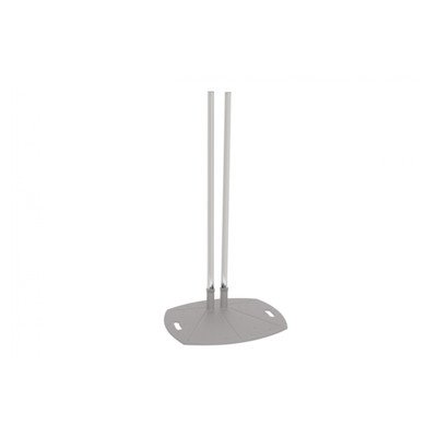 Extra Dual Poles for Plasma Display Floor Stands Height: 72