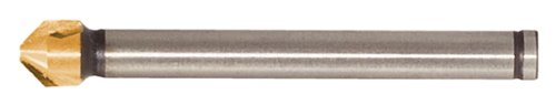 KS Tools 336.0202  HSS TIN Cone and deburrer, 120° ,8,3mm 120°