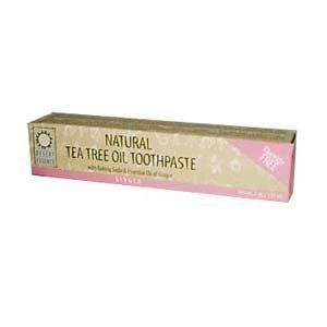 Desert Essence Toothpaste, 6.25 Ounce