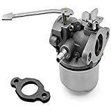 (JUMBO FILTER Carburetor for Tecumseh 640086A 640092A for Tecumseh 3HP 2 Cycle Engine Carburetor for Toro S200 Snow Blower Carburetor for Snapper LE3170E Carb Kit for Toro S200 Carb)