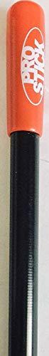 Outdoor Fiberglass Antenna - Prostick 2` Foot Fiberglass 1000 Watt - Black CB Radio Antenna