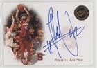 (Robin Lopez (Basketball Card) 2008 Press Pass - Press Pass Signings - Bronze #PPS-RL)