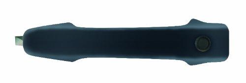 EasyGO AM-PLT-YR587M Smart Key Remote Start and Alarm System with Dark Amber Metallic Drivers Door Handle for Honda Pilot