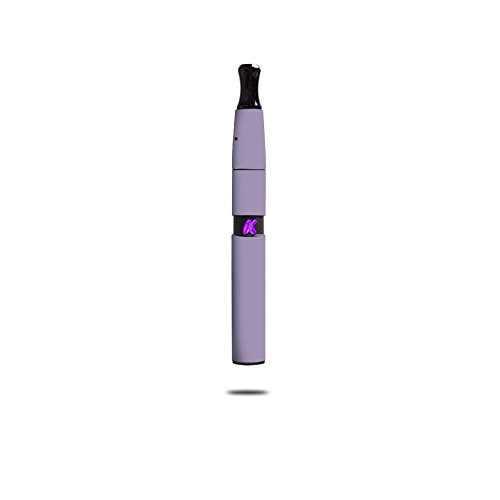 MightySkins Skin for Kandypens Vape Pen - Solid Lavender | F