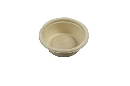 - Pangea Biodegradable Plant-Fiber Portion Cups – Large 100 ct.
