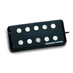 Seymour Duncan Bass Preamps - Seymour Duncan SMB-5S Music Man 5-string Pickup w/ STC3M4 Preamp Set New