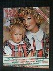 VOGUE PATTERNS magazine November / December 1975 (Fashion, sewing, Christmas, Little Vogue for children)