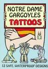 Notre Dame Gargoyles Tattoos