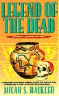 LEGEND OF THE DEAD (Sheriff Lansing Mystery) by Micah S. Hackler front cover