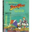 Disney's DuckTales: The Secret City Under the Sea (A Little Golden Book)