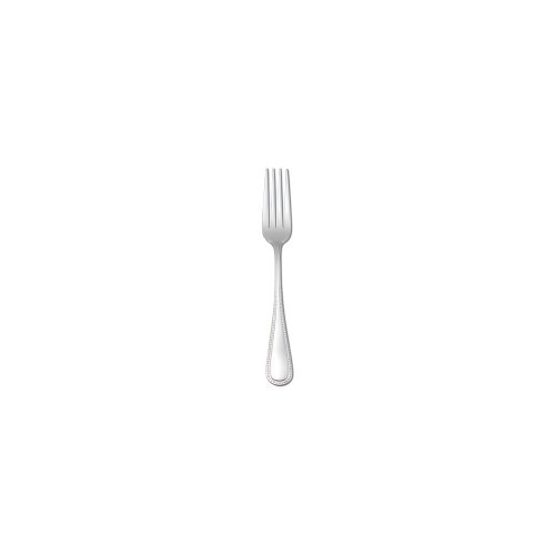 tainless Steel European Size Table Fork, 8.3 inch - 12 per case. ()