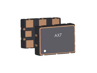 AX7 Series 7 x 5 x 1.8 mm 3.3 V 312.5 MHz 25 ppm LVDS Clearclock XO Oscillator, Pack of 5 (AX7DAF1-312.5000C) by Abracon (Image #1)