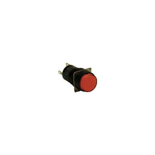 IDEC φ16丸形照光押しボタンスイッチ AL6MM14A [その他]