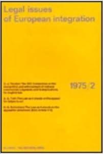 Descargar Por Torrent Legal Issues Of European Integration: 1975-2 PDF En Kindle