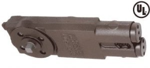 Jackson Heavy-Duty 105 Deg. Hold-Open Overhead Concealed Closer Body - 20101M10 - Overhead Concealed Closer Body