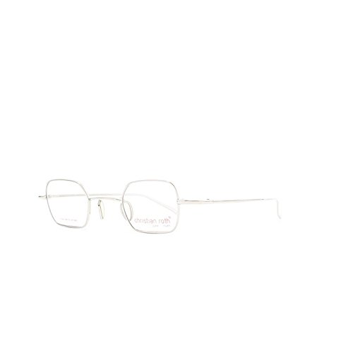 christian-roth-14004-si-silver-square-eyeglasses-frame-for-men-and-women