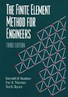 Finite Element Method for Engineers 9780471547426