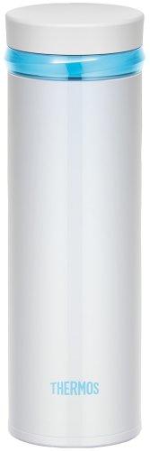 Thermos Vacuum Insulation Mobile Phone Mug 0.35l Pearl White Jno-350 Prw (Japan Import) ()