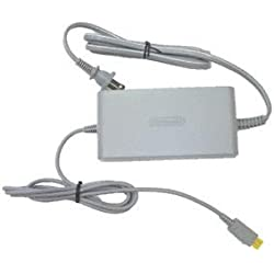 Genuine Official Original Nintendo Wii U Wup-002(usa) Ac Power Adapter - Bulk Packaging( NOT FOR WII )