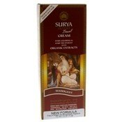 Henna Mahogany Cream Surya Nature, Inc 2.31 oz Cream by Surya Nature, Inc