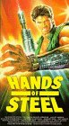 Hands of Steel [VHS]