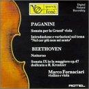 "UPC 723721796624, Nicolò Paganini: Sonata for the Grand Viola & Guitar / Introduction & Variations on ""Nel cor più non mi sento"" / Ludwig van Beethoven: Notturno / Violin Sonata No. 9, Op. 47 ""Kreutzer"""